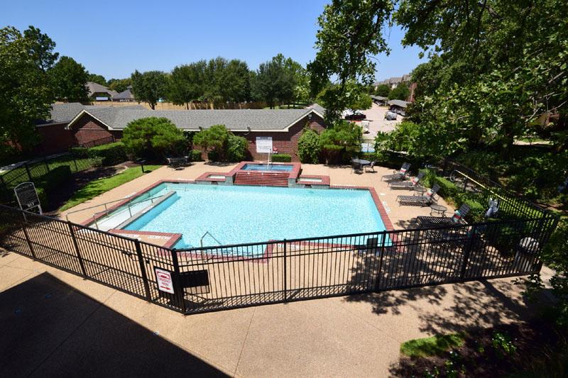 Pool at Listing #138175