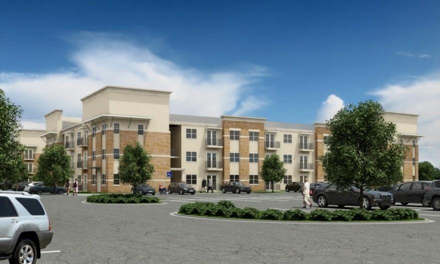 Standard at Leander Station Apartments