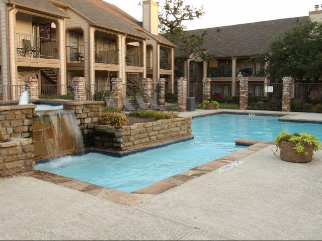 Pool at Listing #136961
