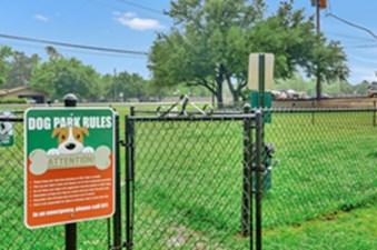 Dog Park at Listing #217376