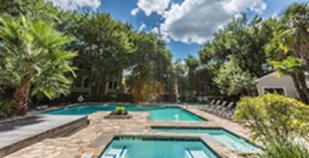 Pool at Listing #140459