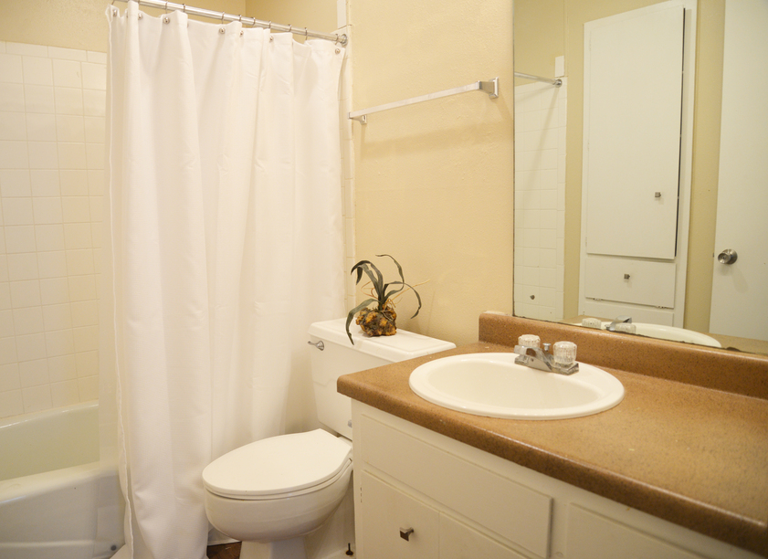 Bathroom at Listing #141218
