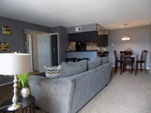 Living Room at Listing #137210