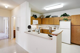 Kitchen at Listing #151992