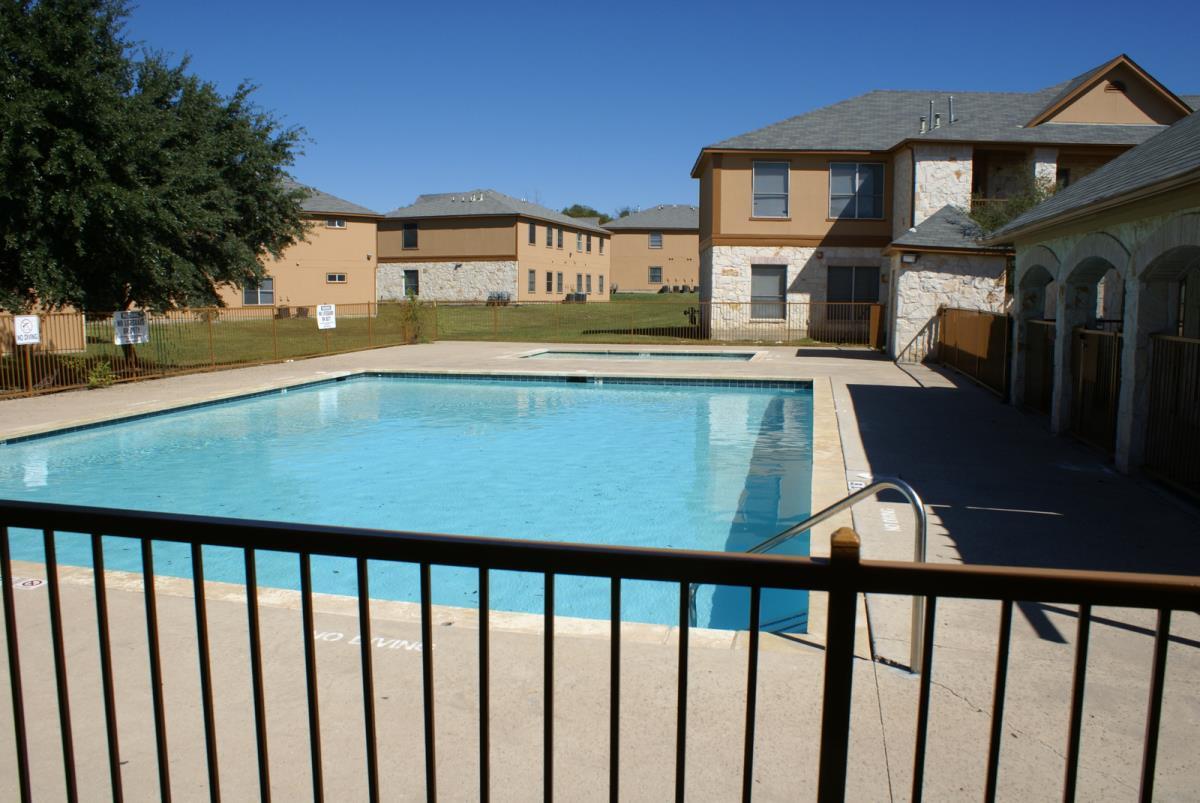 Pool at Listing #140660