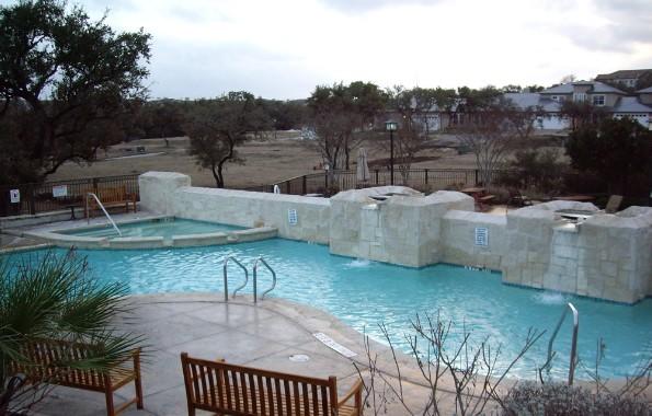 Pool at Listing #150543