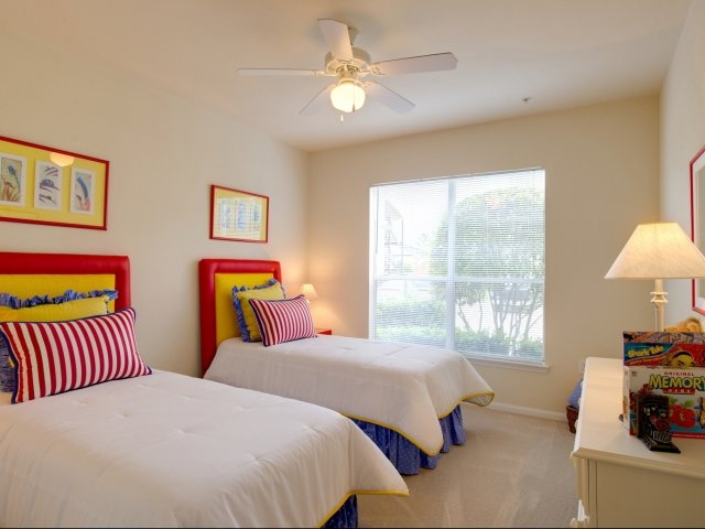 Bedroom at Listing #144413