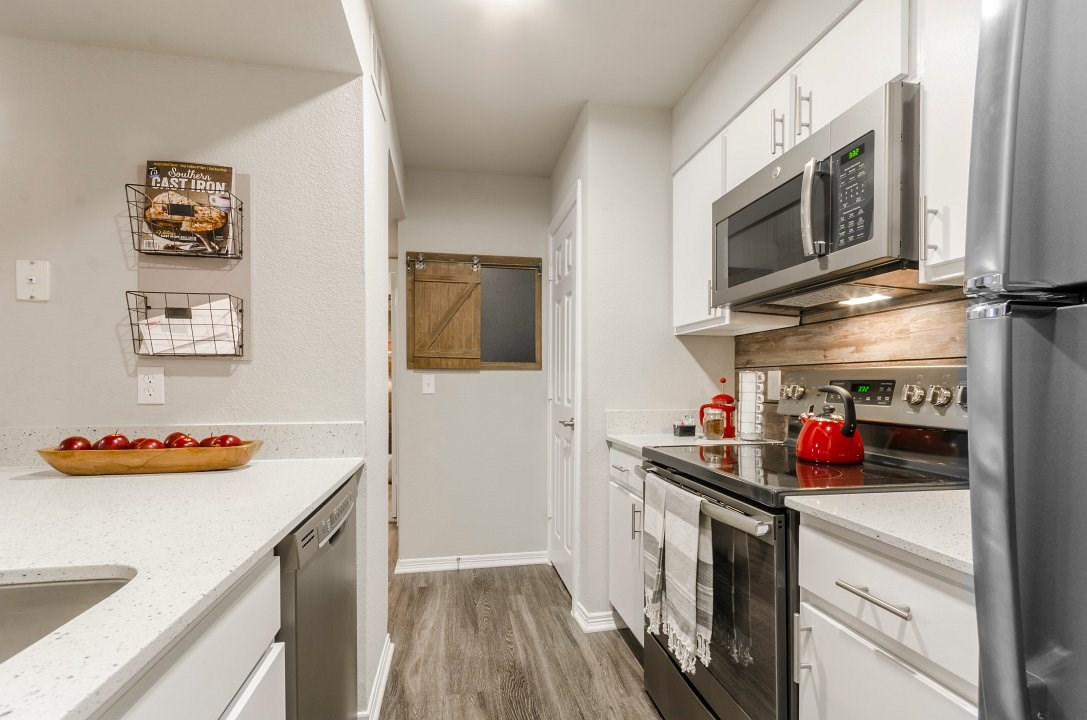 Kitchen at Listing #137721