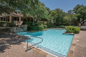 Pool at Listing #141284