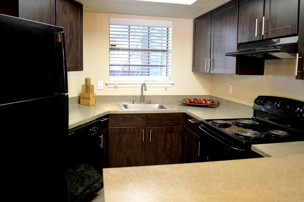 Kitchen at Listing #135935
