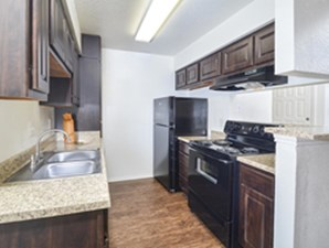 Kitchen at Listing #140539