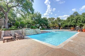 Pool at Listing #140295
