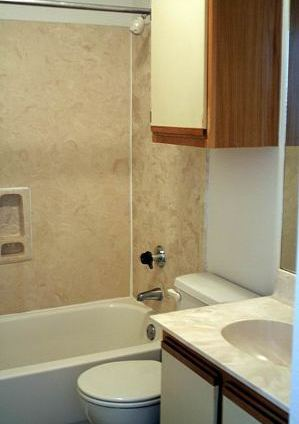 Bathroom at Listing #232471