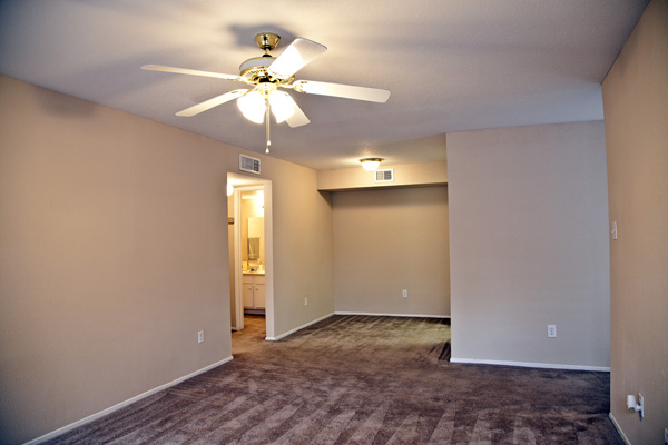 Living/Dining at Listing #138827