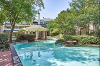 Pool at Listing #135857