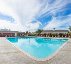 Pool at Listing #138068