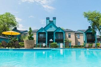Pool at Listing #139894
