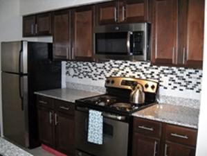 Kitchen at Listing #140071
