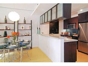 Dining/Kitchen at Listing #147787