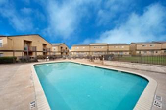 Pool at Listing #135909