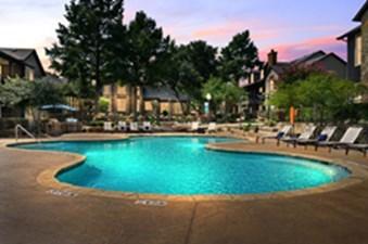 Pool at Listing #137760