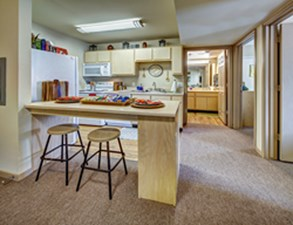Kitchen at Listing #294961