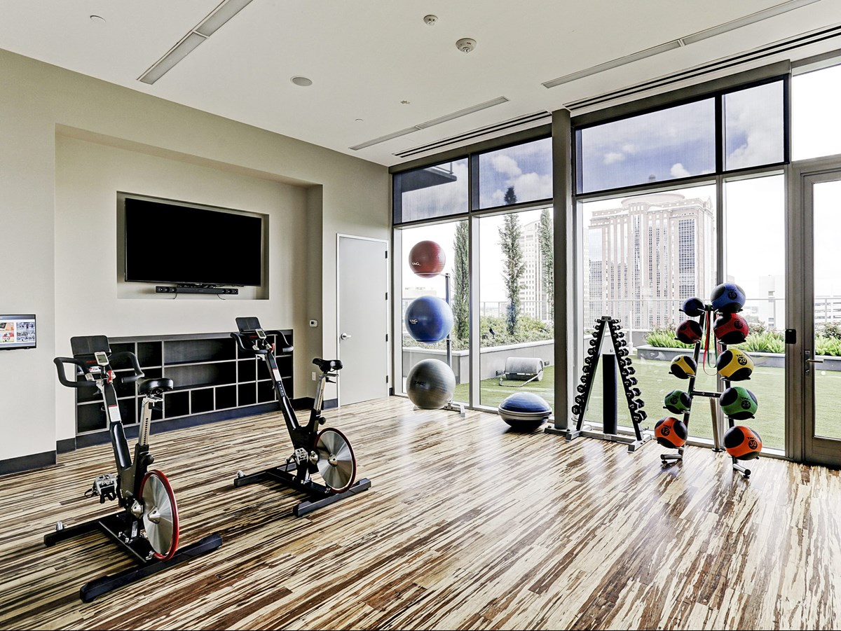 Fitness at Listing #260460