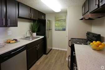 Kitchen at Listing #140876