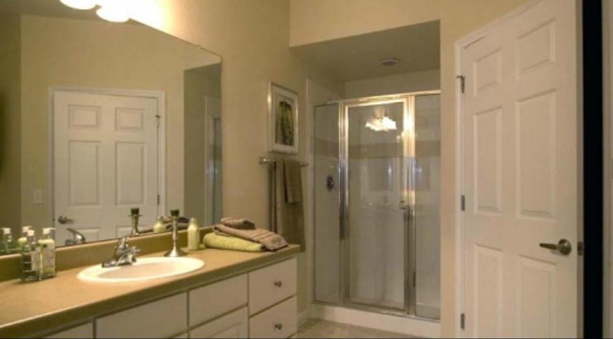 Bathroom at Listing #268379