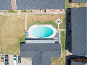 Arial View at Listing #235135