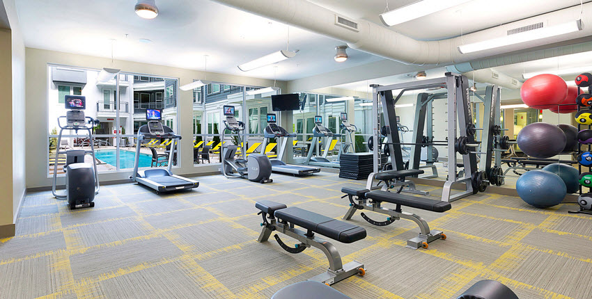 Fitness at Listing #253710