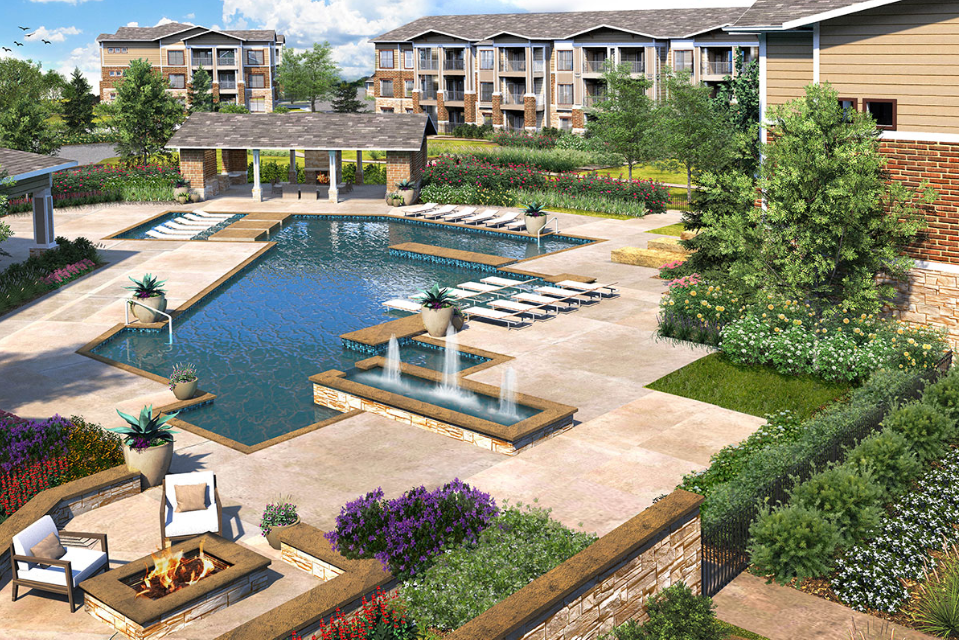 Lenox Trails Apartments Katy, TX