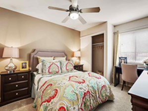 Bedroom at Listing #136278