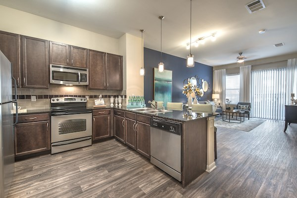 Kitchen at Listing #146767
