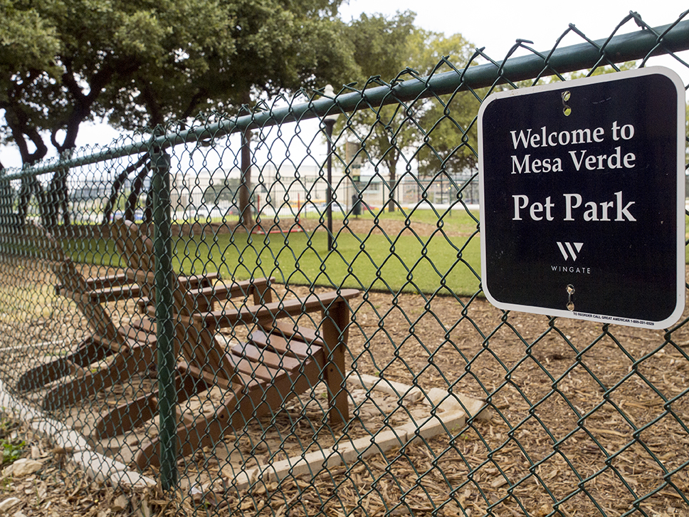 Dog Park at Listing #140287