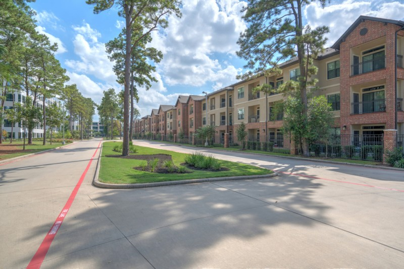 Broadstone Sierra Pines Apartments The Woodlands TX