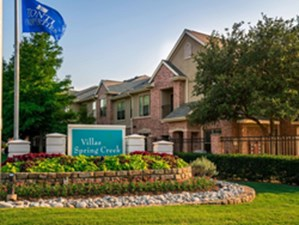 Villas of Springcreek I & II at Listing #137902