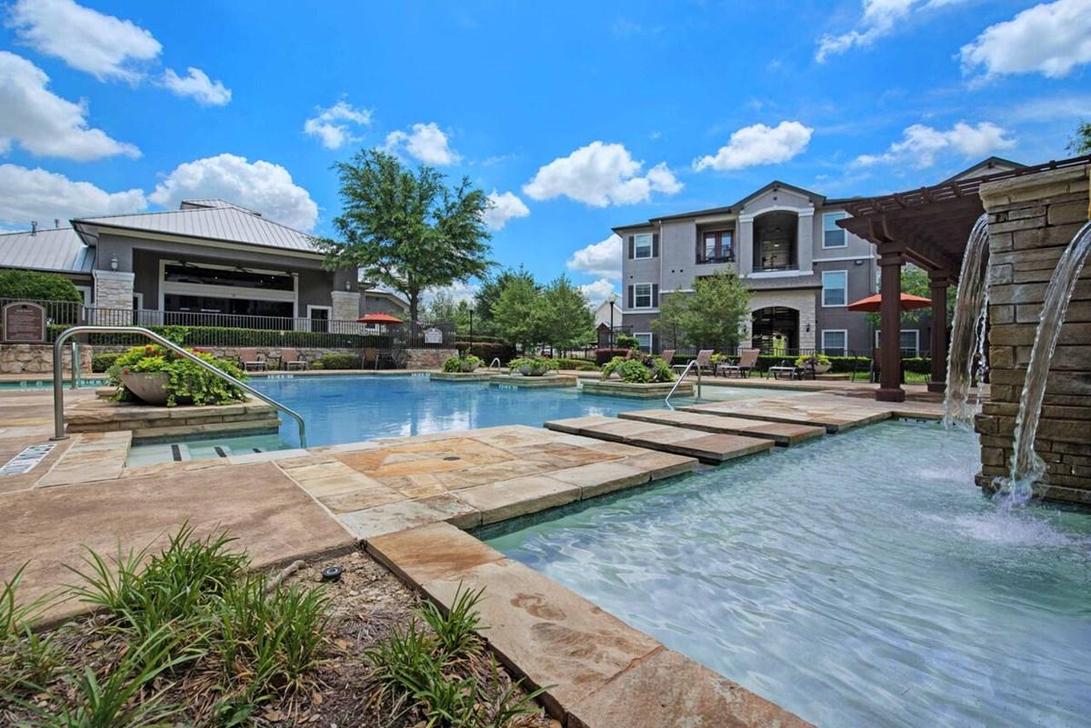 Pool at Listing #146162