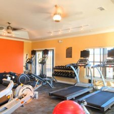 Fitness Center at Listing #153243