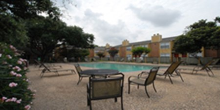 Pool at Listing #139392