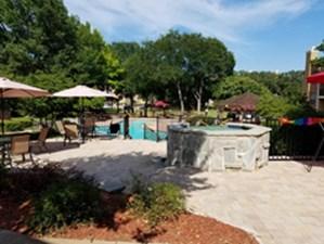 Pool at Listing #136277