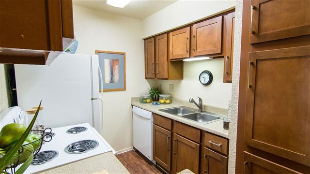 Kitchen at Listing #138367