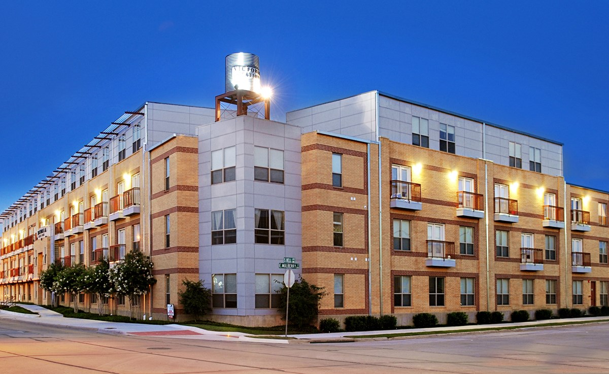 Victoria Station Apartments Denton TX