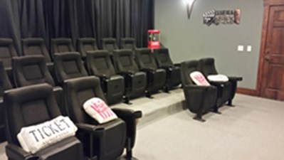 Theater at Listing #144211