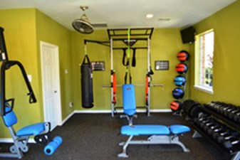 Fitness Center at Listing #138526