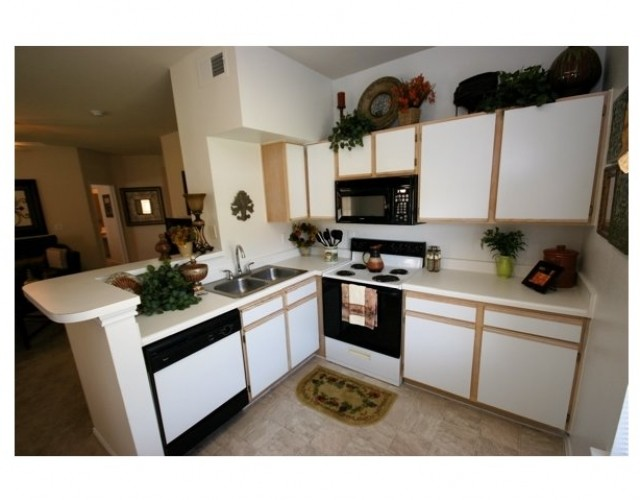 Kitchen at Listing #140165