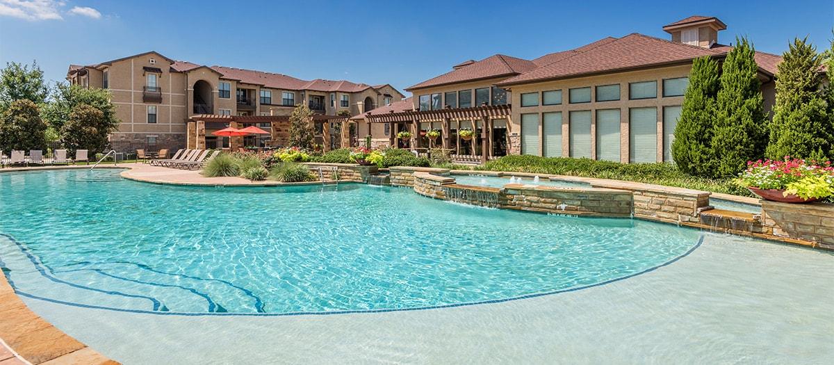 Pool at Listing #145128