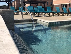 Pool at Listing #276999