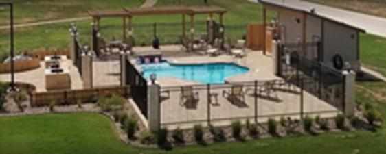 Pool at Listing #312342