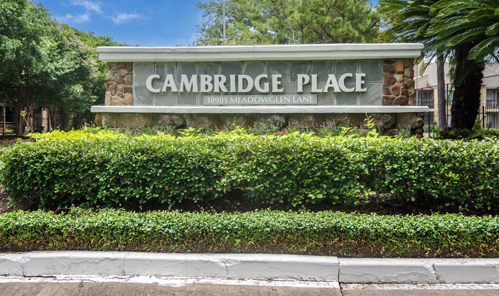 Cambridge Place Apartments Houston TX